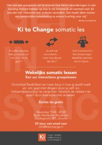 Somatic lessen